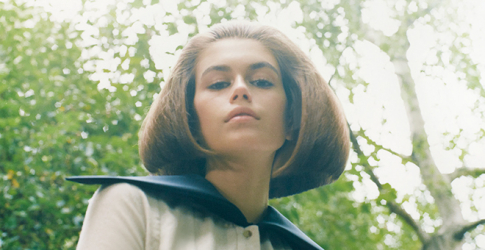 Loewe's new publication features stunning imagery of Kaia Gerber