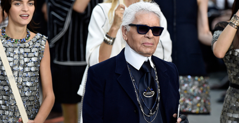 Ruffled feathers: Karl Lagerfeld responds to Pierre Bergé's criticism