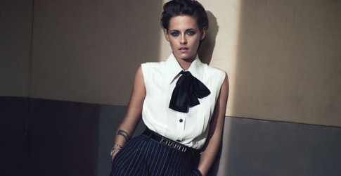 Kristen Stewart looks glam in Chanel for new magazine shoot