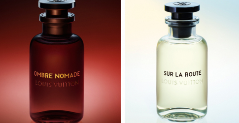 Louis Vuitton is extending its perfume collection