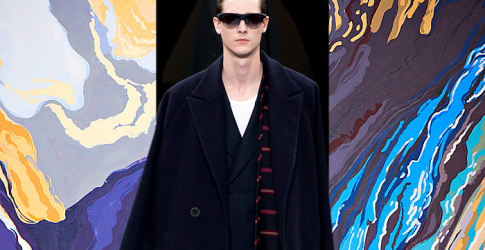 Paris Men's Fashion Week: Louis Vuitton Autumn/Winter 14