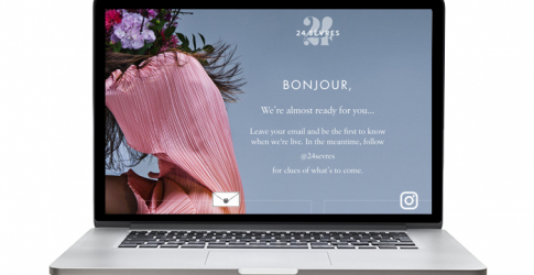 Launching soon: LVMH's multi-brand digital store