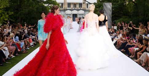 Ralph & Russo have sold a minority stake to La Perla owner