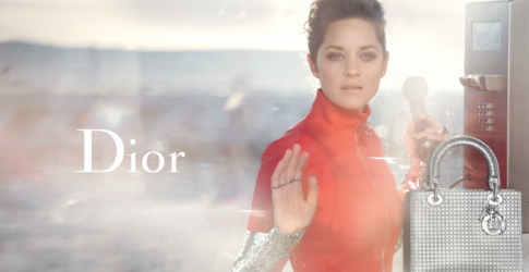 Watch now: Marion Cotillard stars in new Peter Lindbergh film for Dior