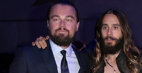 Leonardo DiCaprio hosts his first charity ball in St.Tropez