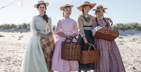 The first trailer of 'Little Women' is finally here