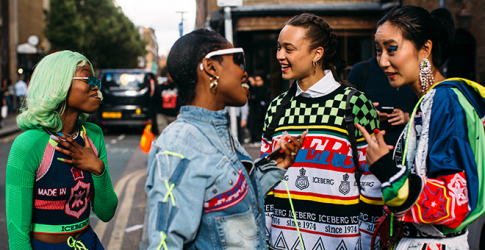 The best street style looks from Men's London Fashion Week