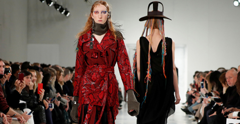Paris Fashion Week: Maison Margiela Fall/Winter '17