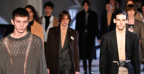 Men's Paris Fashion Week: Maison Margiela Fall/Winter '16