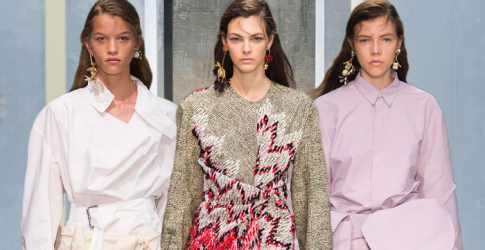 Milan Fashion Week: Marni Spring/Summer '17