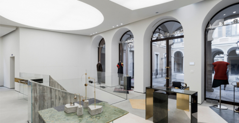 Marni unveils new Milan flagship boutique