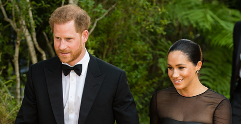 Prince Harry and Meghan Markle established their own charity and revealed the name of their new foundation