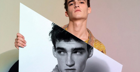 First look: Missoni men's Spring/Summer 15 campaign