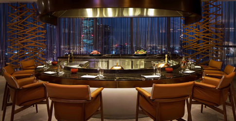 Here's why you need to try a live teppanyaki experience at Morimoto Dubai