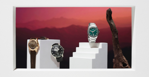 Net-a-Porter and Mr Porter launch a new Watches & Wonders campaign