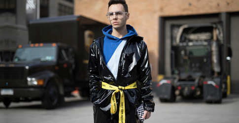 Men's New York Fashion Week FW17: Street style
