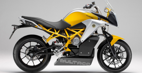 Bultaco makes its return with the Rapitán electric motorcycle