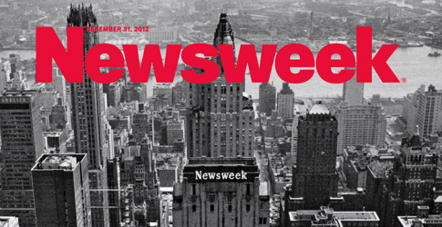 Newsweek is returning to print