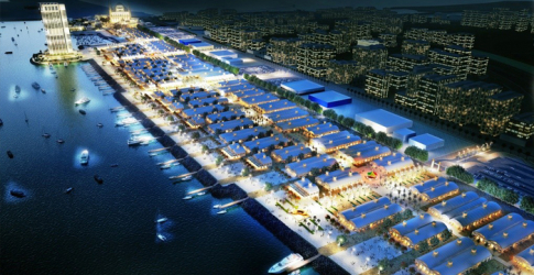 Plans are revealed for the Deira Islands Night Souq in Dubai