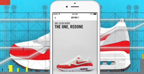 Nike launches new SNKRS app