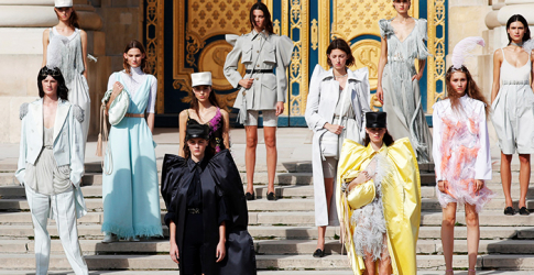 Paris Fashion Week: Nina Ricci Spring/Summer '18