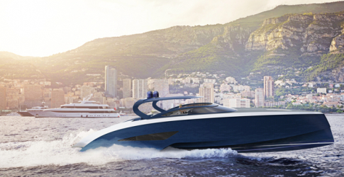Bugatti to conquer the seas with super luxury yachts