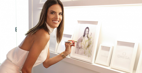 """It's a dream come true"" – Alessandra Ambrosio's Olympic Torch moment"