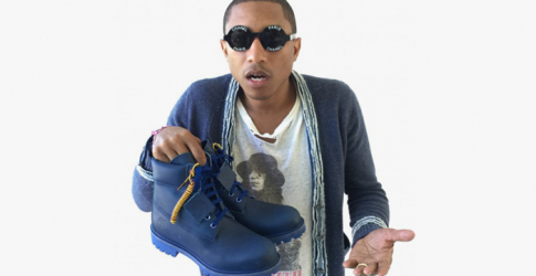 First look: Pharrell's Bee Line x Timberland 'The Blue Boot' collaboration