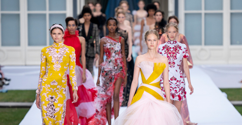 All of the major shows you might have missed from Paris Haute Couture Fashion Week