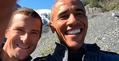 """Bear is a mediocre cook"" – Get a first look at Obama in Alaska with Bear Grylls"