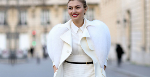 Paris Fashion Week: Street Style Part II