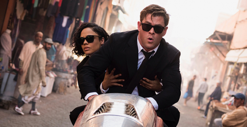 Exclusive: A detailed look at Paul Smith's creations for the new 'Men In Black: Impossible' film