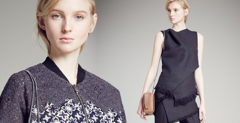 First look: 3.1 Phillip Lim Pre-Fall 2015