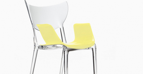 Philippe Starck launches collaboration with TOG at Milan Design Week