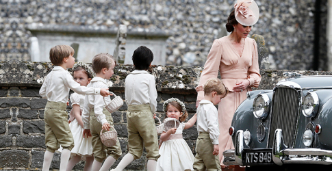 Inside Pippa Middleton's wedding: Kate Middleton, Price William