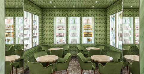Sweet for Prada: The new Prada owned Pasticceria Marchesi flagship is unveiled