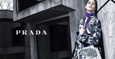 First look: Prada reveals its Autumn/Winter 14 campaign