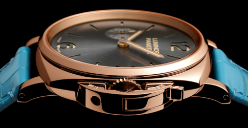 Panerai releases the new Luminor Due collection