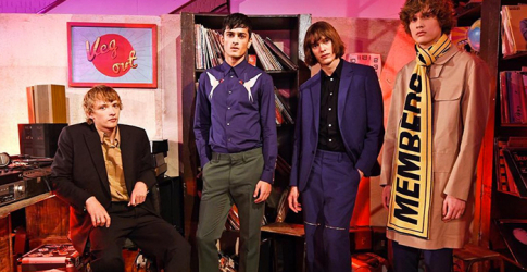 First look: Stella McCartney's menswear collection