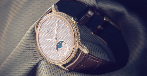 Time check: The new Zenith Elite Lady Moonphase duo