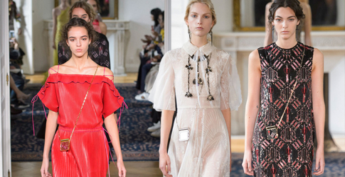 Paris Fashion Week: Valentino Spring/Summer '17