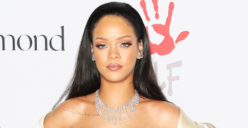 Rihanna's 2015 Diamond Ball