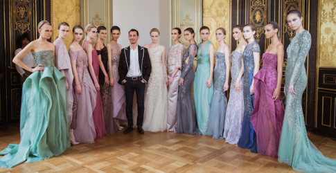 Must-watch: Rami Al Ali's 16/17 Paris Couture show