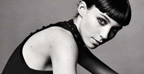 Rooney Mara stars in her first big name campaign for Calvin Klein