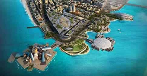 Saadiyat Island and LVMH developing new Abu Dhabi mall