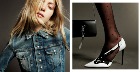 Hero pieces to shop from Saint Laurent's capsule drops on Net-a-Porter and Mr Porter