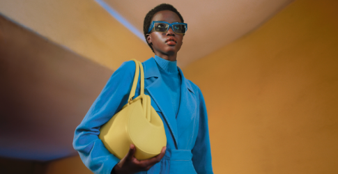 Salvatore Ferragamo's Spring/Summer '21 collection will make you want to live in colour