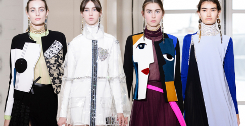 Paris Haute Couture Fashion Week: Schiaparelli Fall/Winter '17