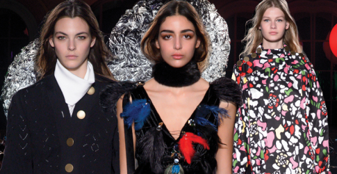 Paris Fashion Week: Sonia Rykiel Fall/Winter '17