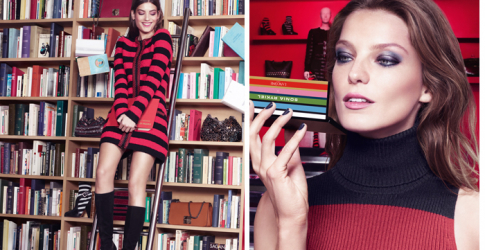 First look: Sonia Rykiel x Lancôme's makeup collaboration